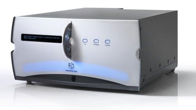 Kaleidescape M700 Disc Vault Is a $6,000 Media Jukebox