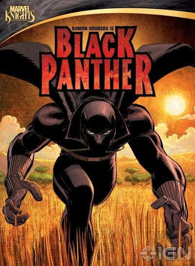 Black Panther animated series image
