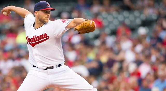 Justin Masterson Pitched An Immaculate Inning
