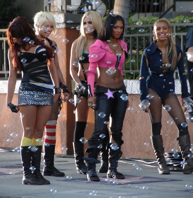 The Pussycat Dolls: Gassy Bubbly
