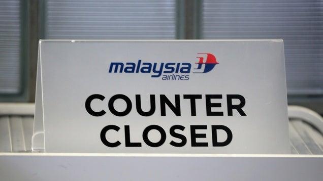 Ez nem hiányzott a Malaysian Airlinesnak