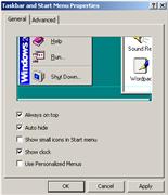 How to keep your Windows taskbar hidden