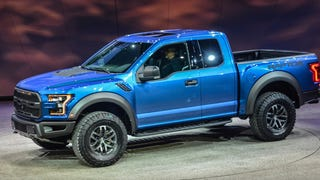 2017 Ford F-150 Raptor: This Is It