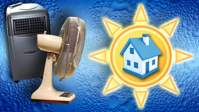 No Central AC, No Problem: Six Ways to Keep Your Home Cool All Summer