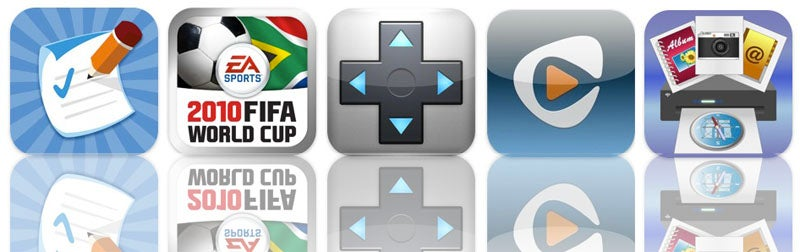 This Week's 10 Best iPhone Apps