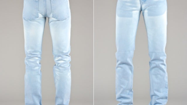 Awesome Thermochromic Jeans Changes Colors with Heat