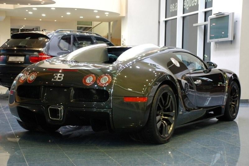 Bugatti Veyron Vincerò Tuned By Mansory May Cost More Than Some Automakers