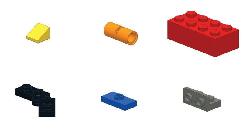 The 10 Most Useful LEGO Bricks