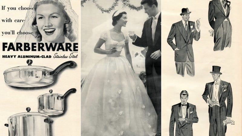 Hilariously Retrograde Marital Advice from a 1952 Modern Bride