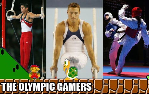 The Olympic Gamers