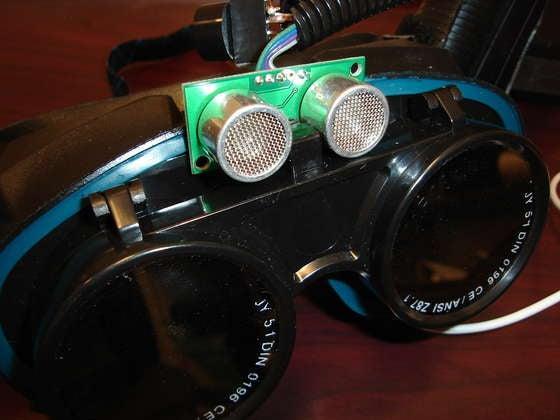 Ultrasonic Batgoggles Turn You Into Steampunk Batman