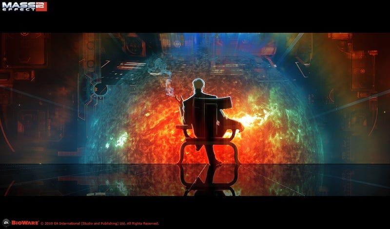 How to work for Mass Effect: fix Martin Sheen's computer