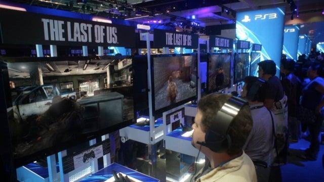 Sony's E3 Booth in Nine Photos