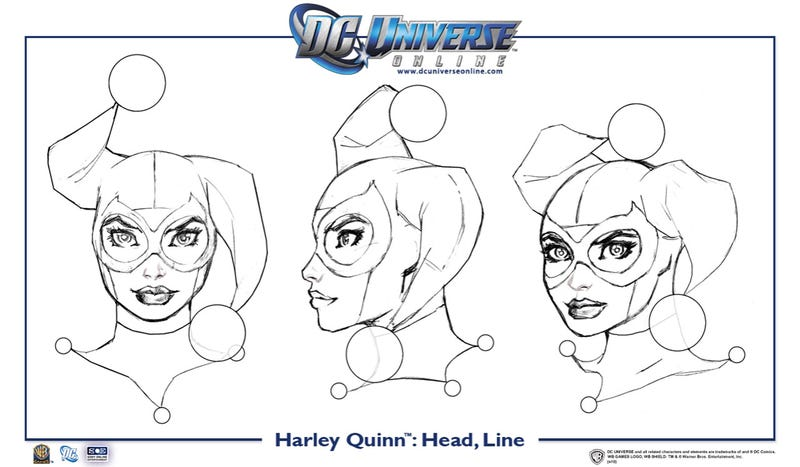 Harley Quinn Gallery