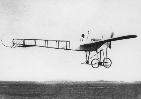 100th anniversary of the first flight in Wichita