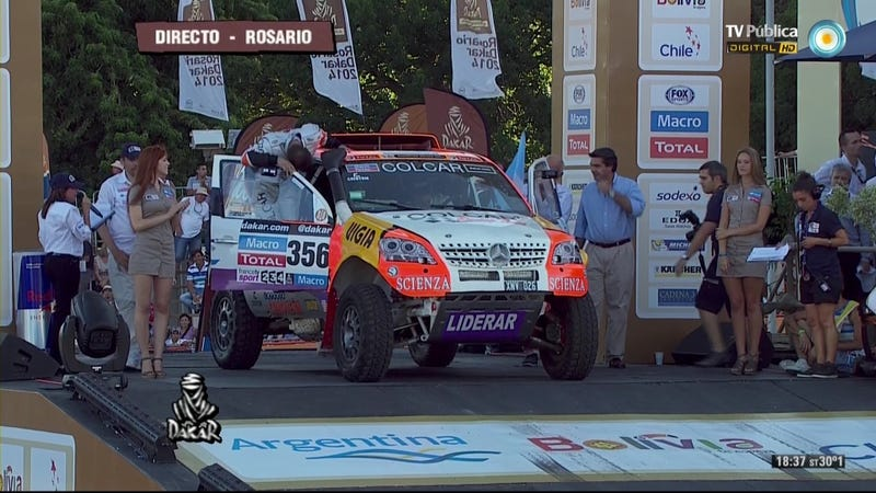Daily Dakar: It Begins