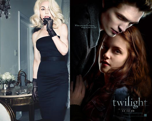 Bloody Hell: Madonna In Twilight Sequel?