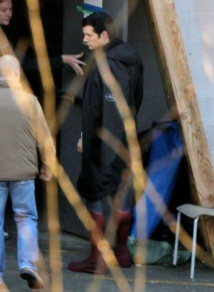 Man of Steel Set Photos