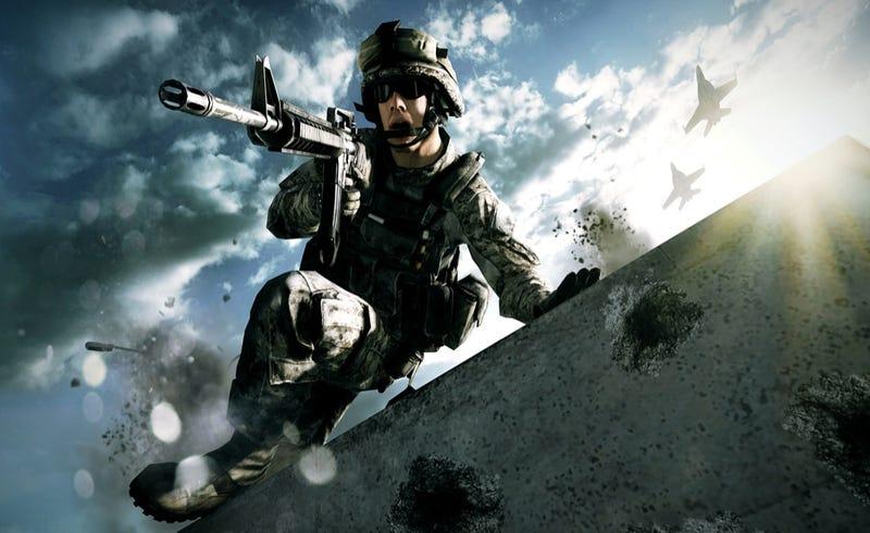 Battlefield 3 gallery