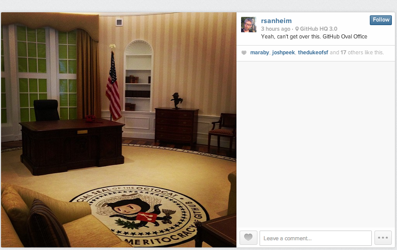 How Not To Spend Your Startup's Money: A Replica of The Oval Office