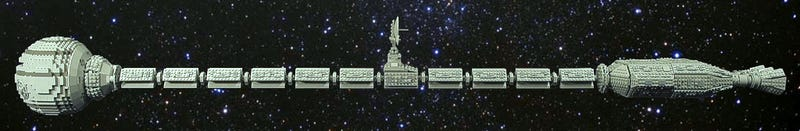 2001: Space Lego!