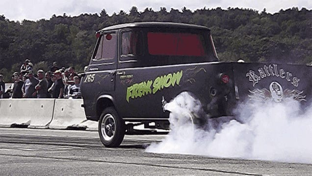 The Ten Most Badass Burnouts Of All Time
