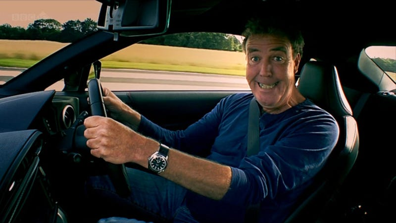 Jeremy Clarkson Confirms Top Gear Season 21 Starts Jan. 23