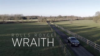Awesome Rolls Royce Wraith Video
