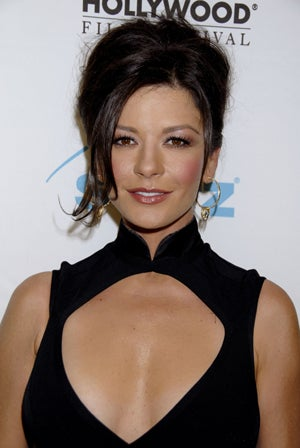 Catherine Zeta-Jones Is Not Anorexic