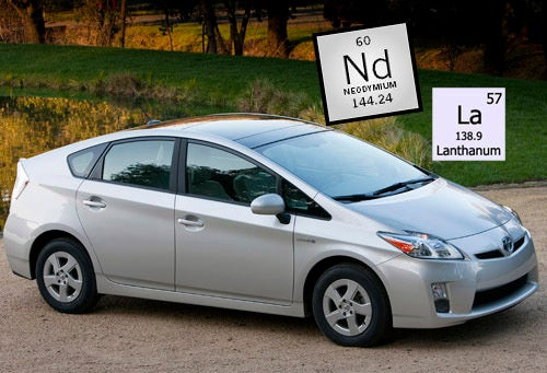 Prius Has Enough Neodymium To Crush Your Hand, Stress World Reserves