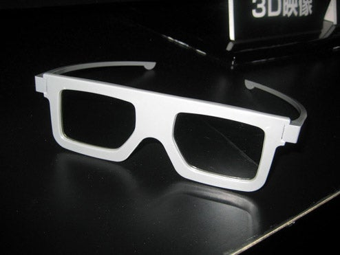 JVC Pseudo 3D Glasses Don't Cause Headaches, Still Look Dorky