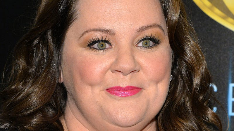 Don't Call Melissa McCarthy 'America's Plus-Size Sweetheart'
