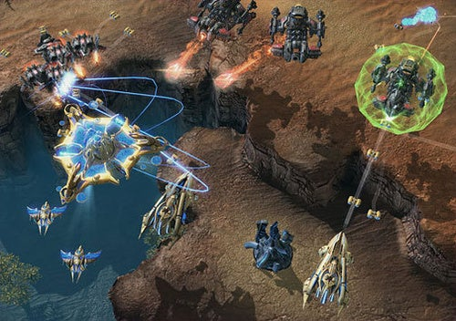 StarCraft Delay, Weak Economy Has Activison Expecting A Lot Less Money