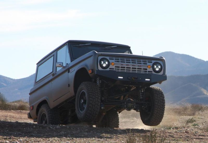 The Ten Coolest Jeeps That Aren't Jeeps