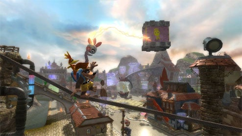 Banjo Kazooie: Nuts & Bolts Review: Aw, Nuts