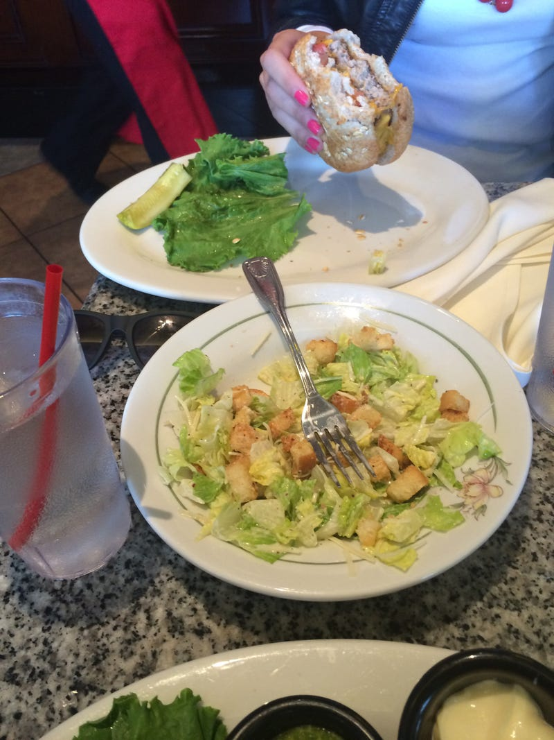 Someone Just Disrespected My Friend's Salad