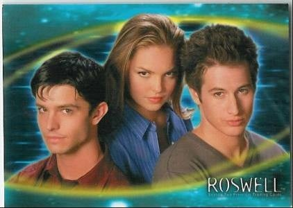 WB To Give Back Alien Teen Drama Roswell