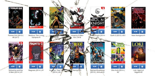 ​The World's Biggest Digital Comics Retailer Got Hacked