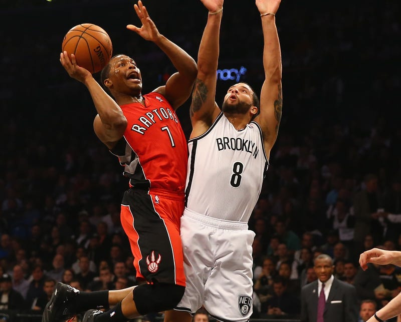 Meet Kyle Lowry. He's Very Good (And Probably Not A Giant Asshole).