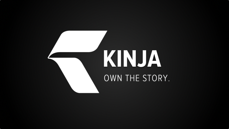 Monday Challenge: Change the Kinja slogan