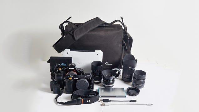 Camera Tips - Magazine cover