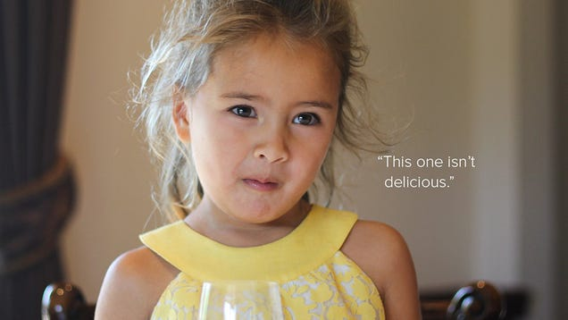 Adorable Four-Year-Old Food Reviewer Not Into All That Fancy Shit