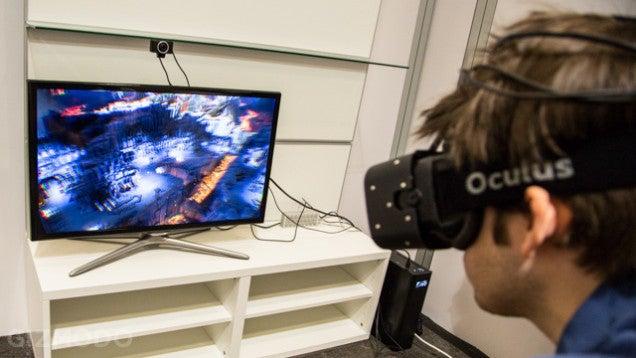 The Oculus Rift Just Took a Big Step Towards Not Looking So Damn Goofy
