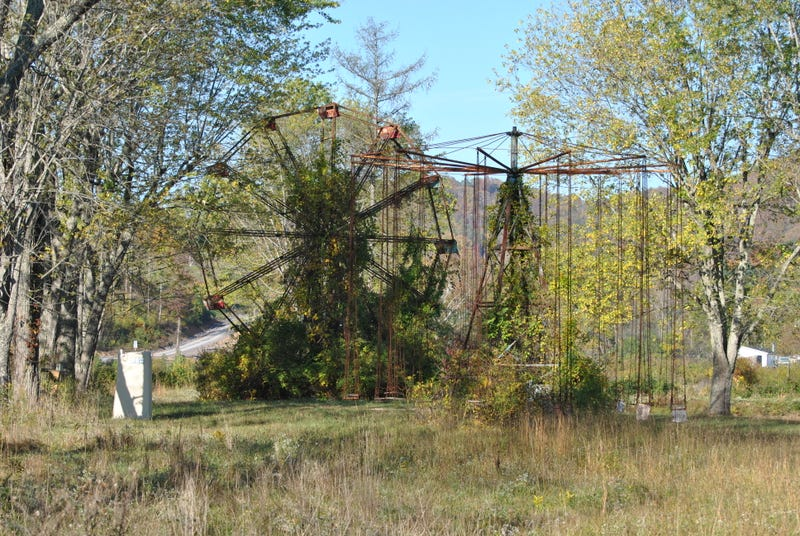 America's Creepiest Abandoned Amusement Park to Open for One Week Only