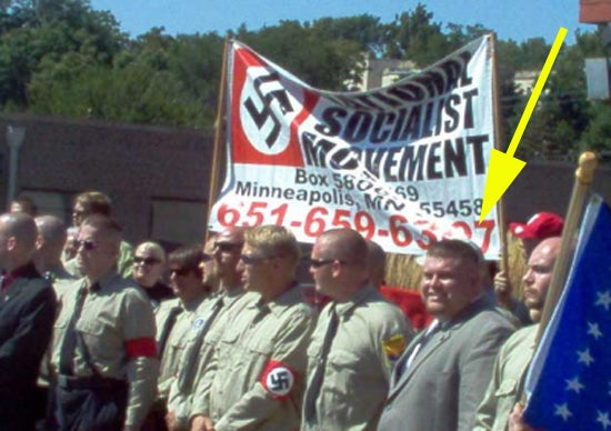 Neo Nazi Leads Vigilante Arizona Border Patrol: 'We'll Kill Them'