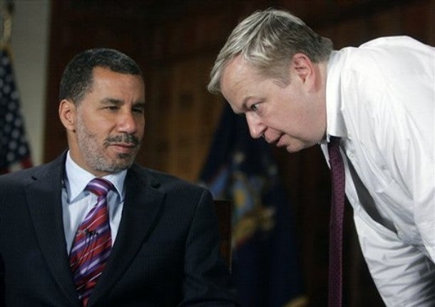 Governor Paterson's Epic Mash Note to Former Aide