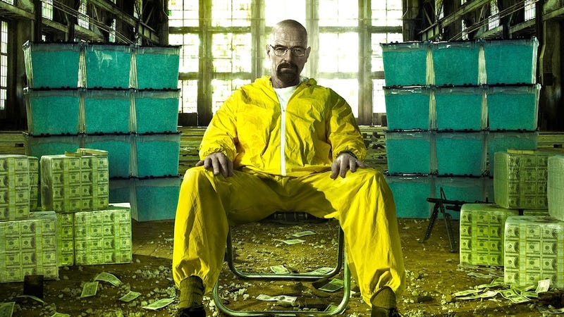 Breaking Bad Creator Admits Illegal Downloads Helped the TV Show