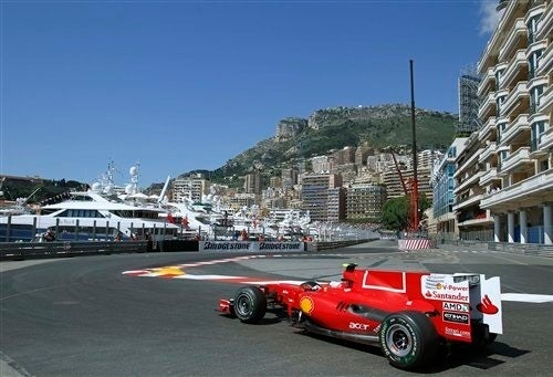 Monaco GP Kicks Off, Still Looks Glamorous