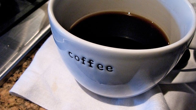 A Cup of Coffee Before Exercise May Make You More Motivated to Go the Distance