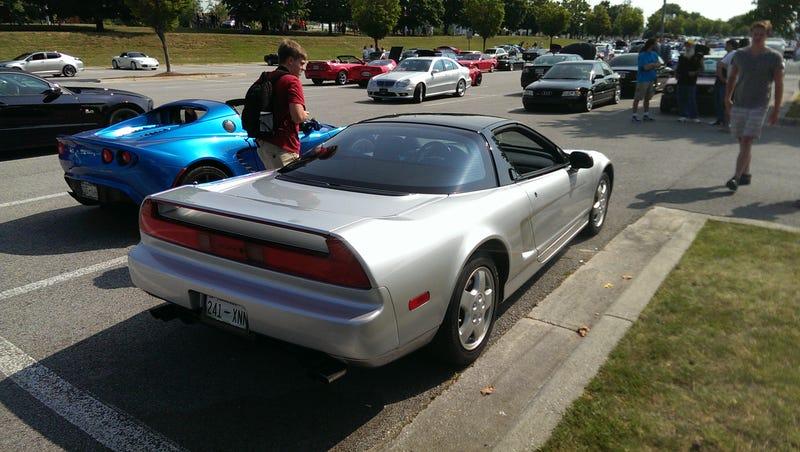 Harper Auto Square's Cars and Coffee 7/13/14